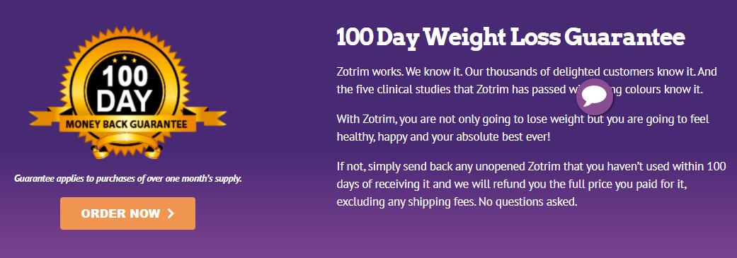 price of zotrim